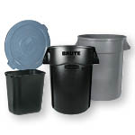 waste containers & lids
