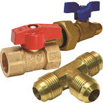 gas ball valves & shut-offs