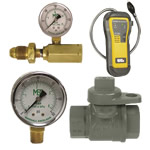 test equipment & gauges