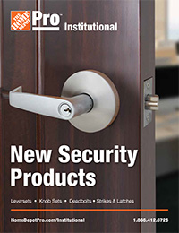 New Security Products Brochure